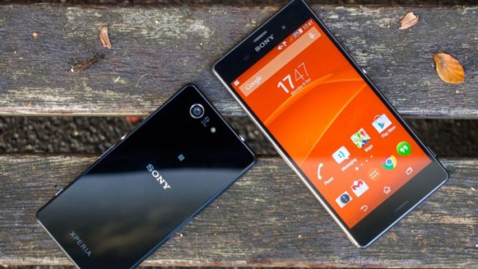 Смартфон Sony Z5