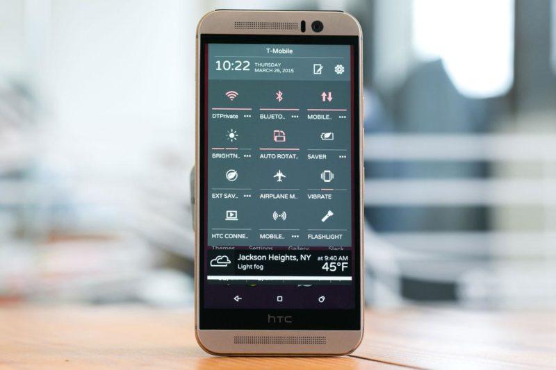 Обзор Смартфона 2025 года HTC One M9