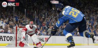 NHL15 анонс