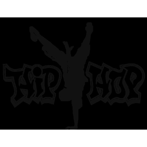 Хип хоп графити