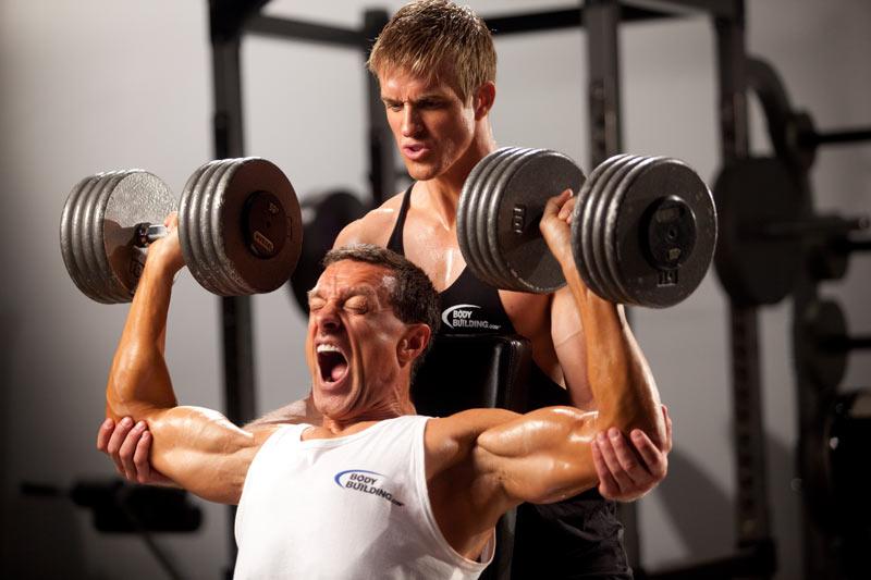Тренировки для набора мышечной массы
