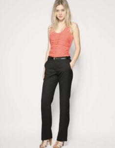 Гардероб для девушки брюки
