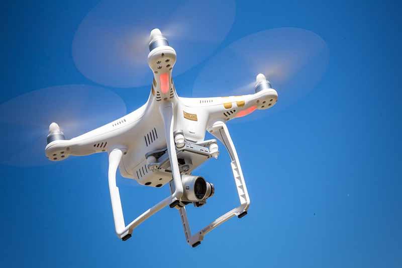 Квадрокоптер с камерой DJI Phantom 3 Professional 3