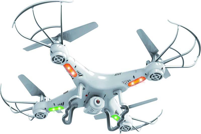 Квадрокоптер с камерой и трансляции
