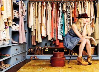 Базовый гардероб для девушек
