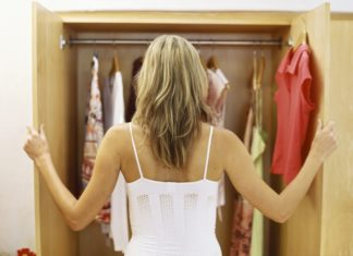 как сделать ревизию гардероба